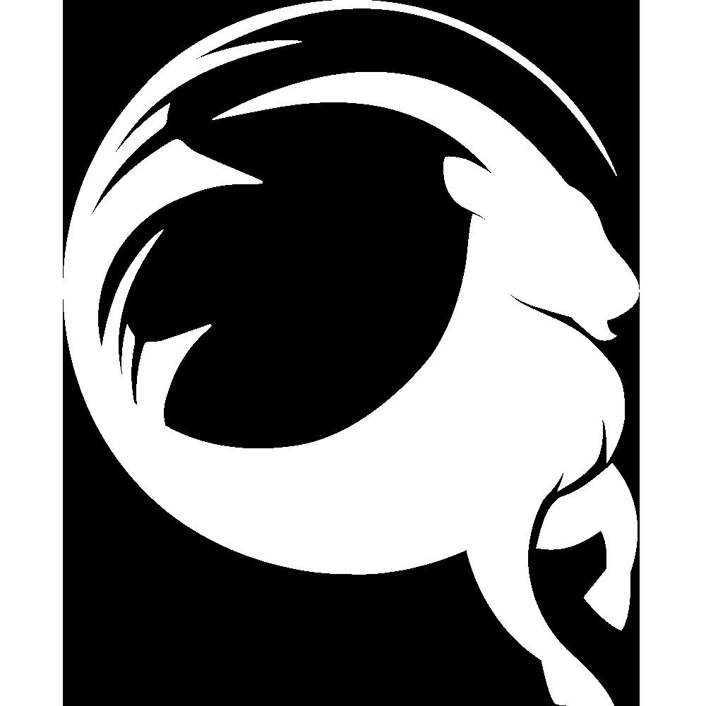 Plan-It Earth Logo in White